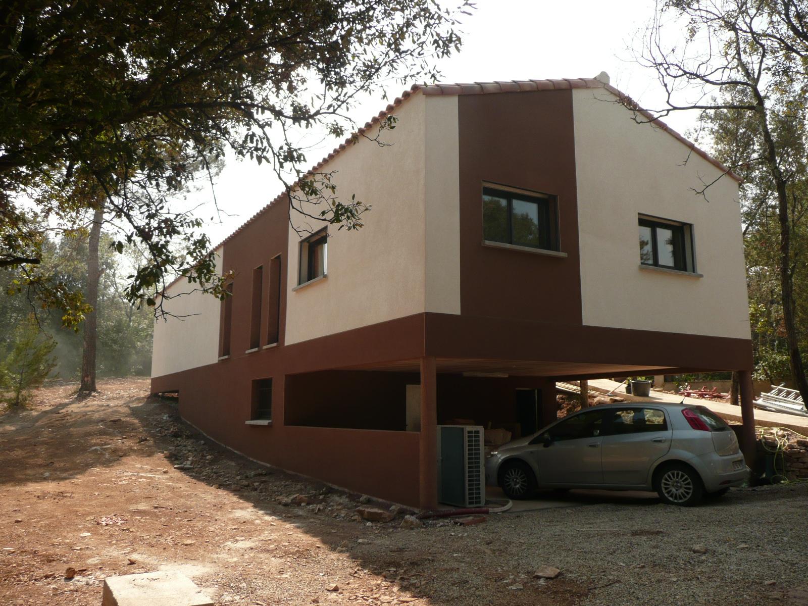 La maison A | Habitation neuve par l'Agence Brayer-Hugon