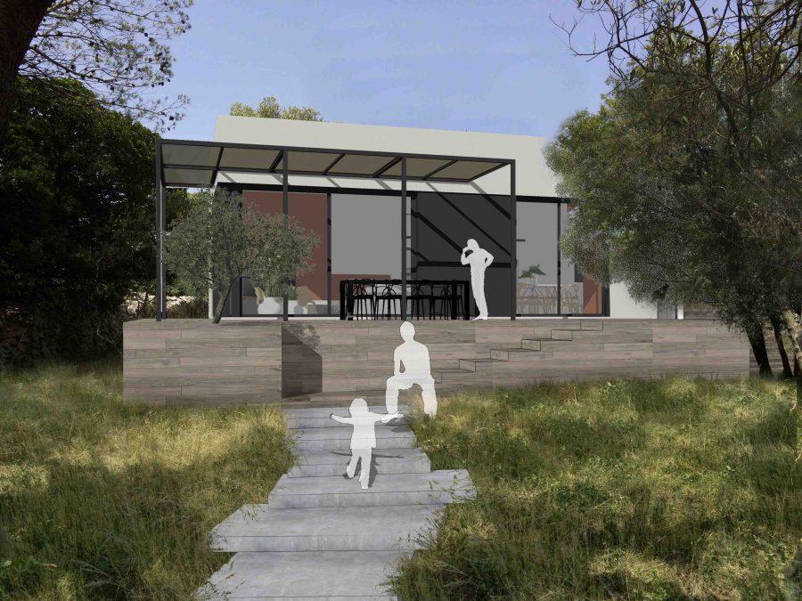 Maison peu énergivore : une réalisation de l'agence Architecture Brayer-Hugon