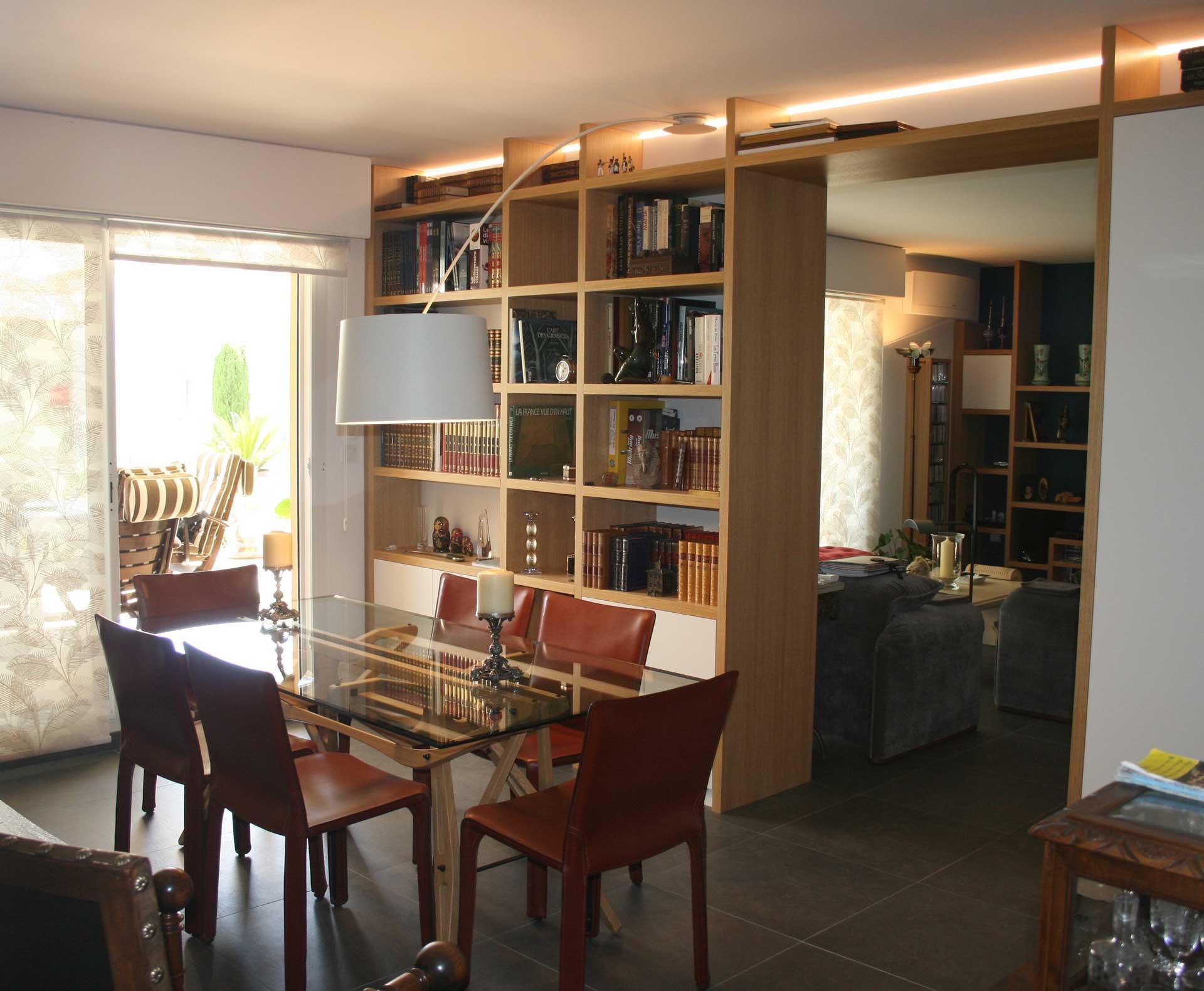 Rénovation appartement D par ABH