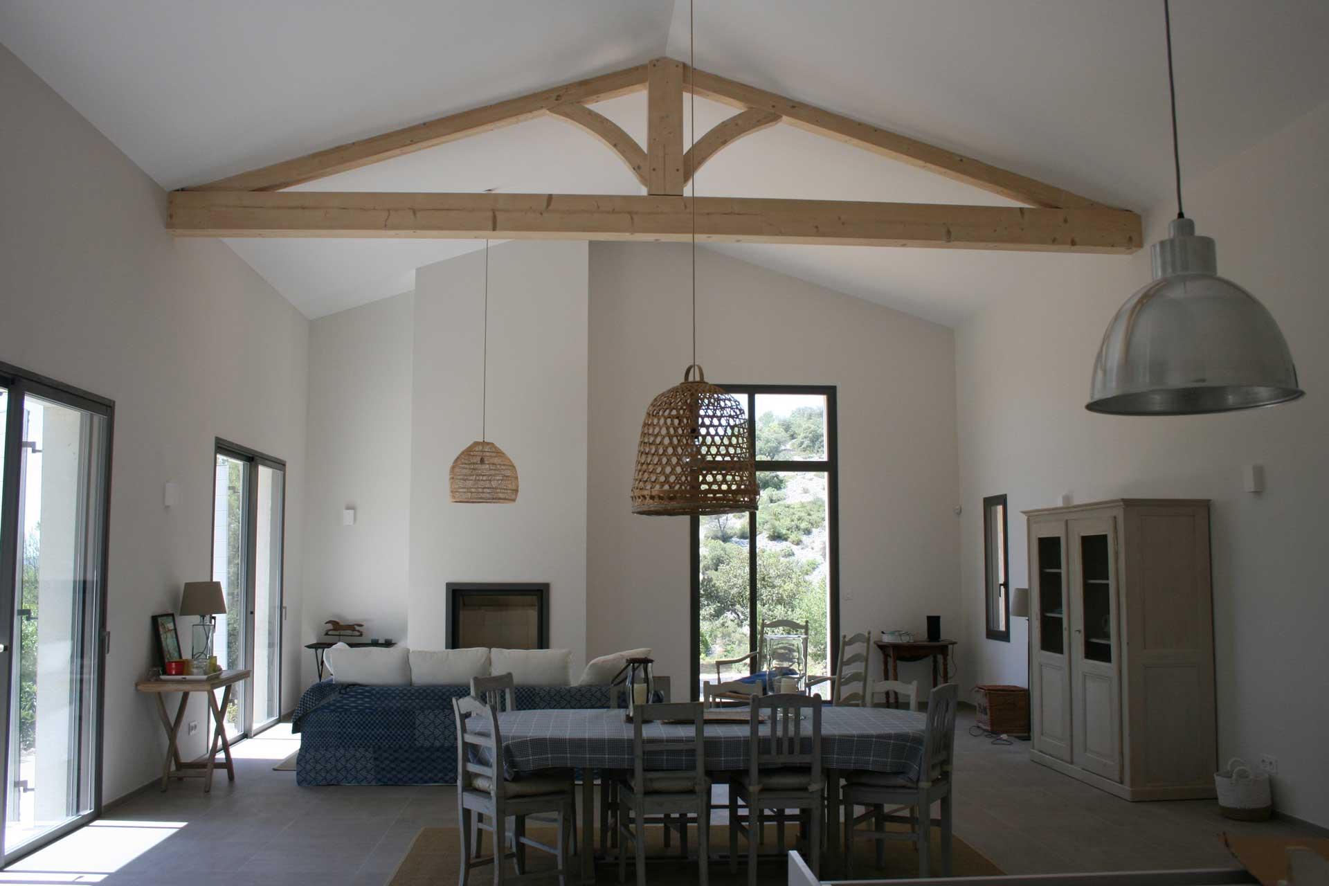 Rénovation par l'agence d'Architecture Brayer-Hugon