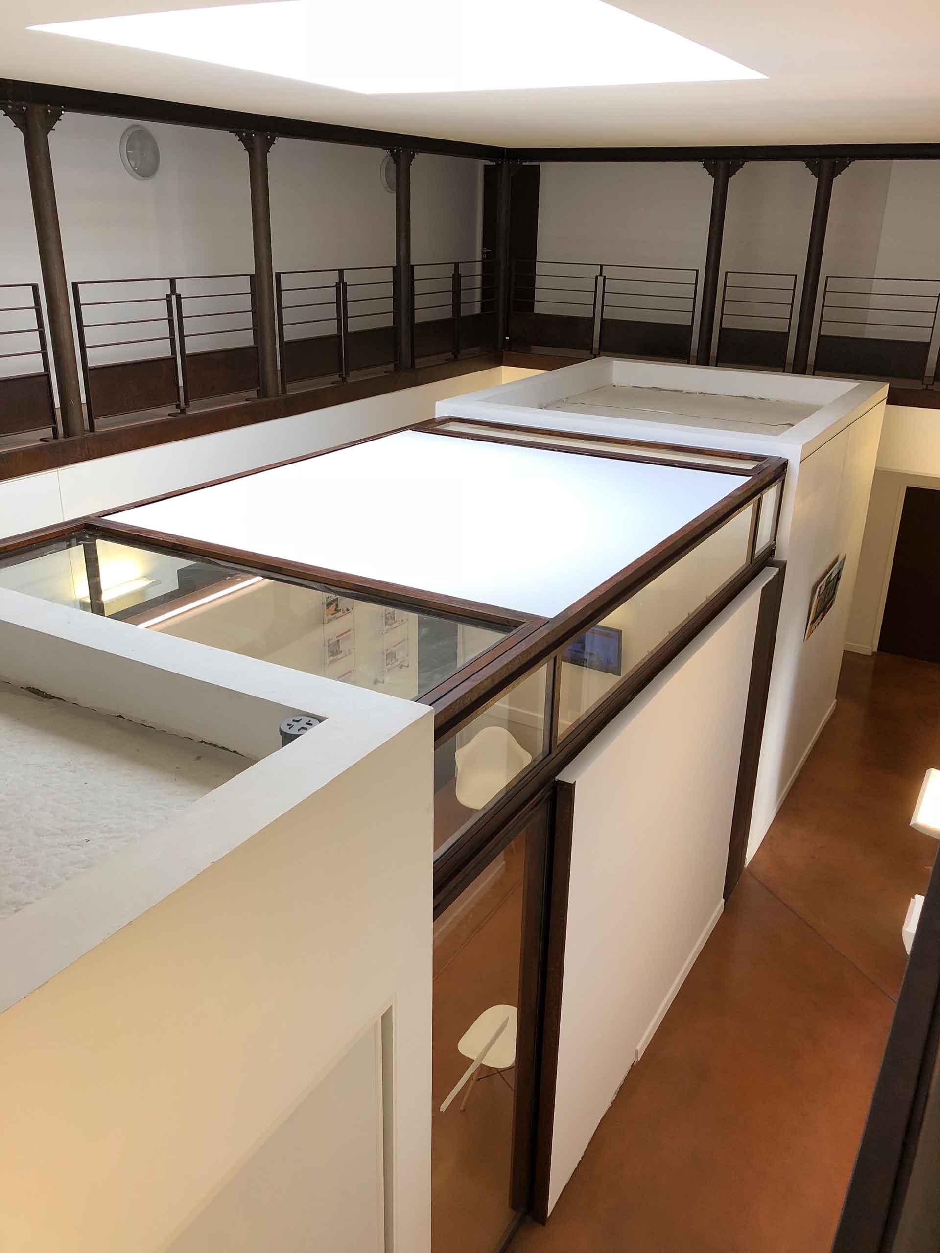 Salle d'attente de l'étude Notariale de St. Gilles