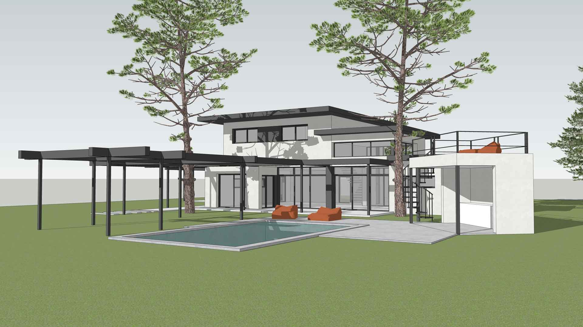 Rénovation maison C ABH