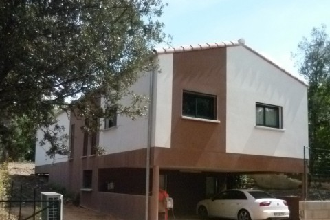 La maison A