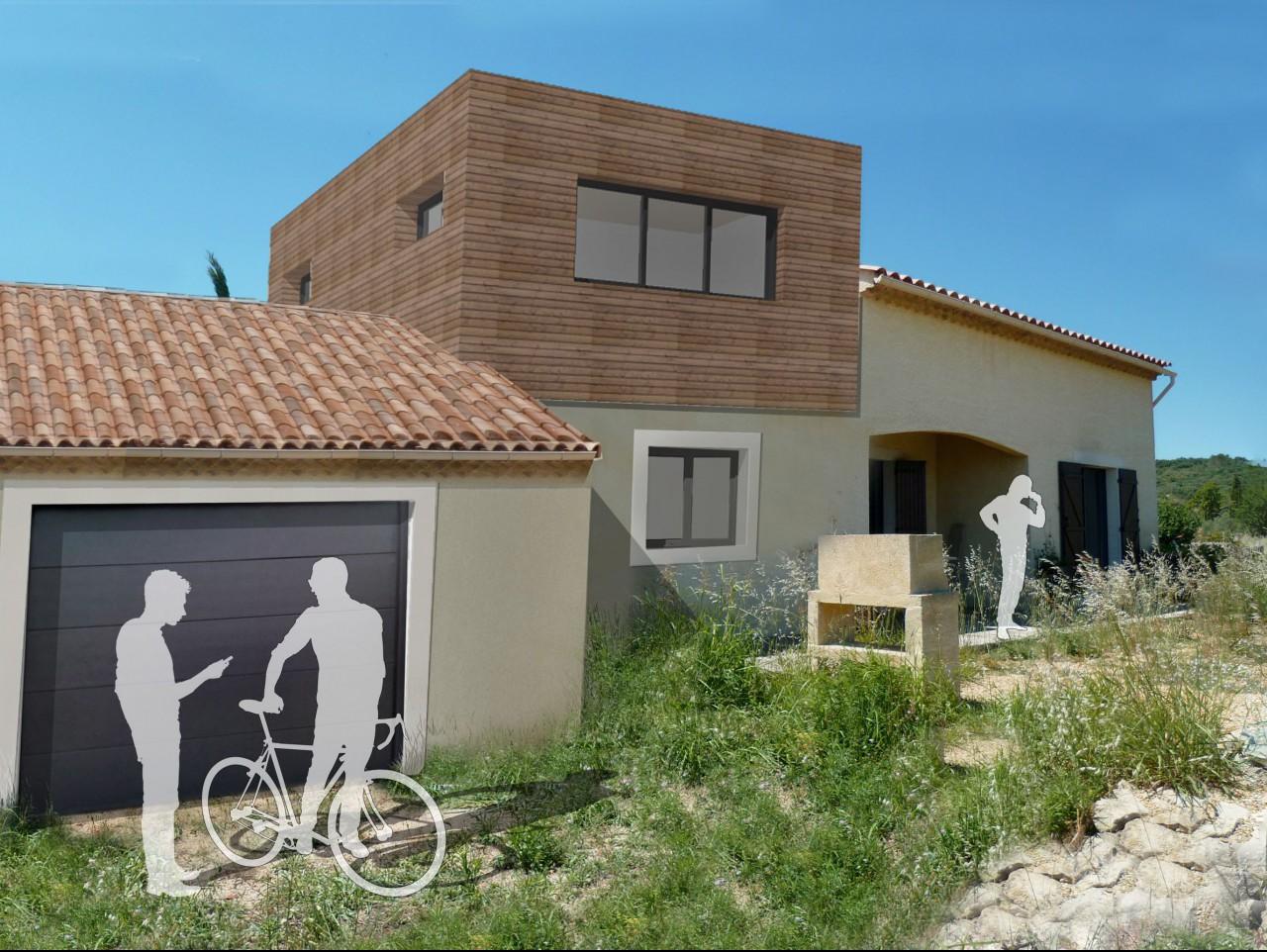 Agence d'architecture Brayer-Hugon nos réalisations à Nîmes Languedoc Roussillon Occitanie