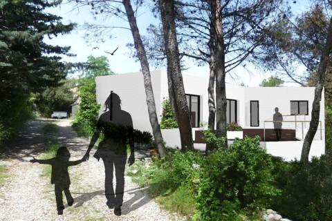 Reconstruction maison passive