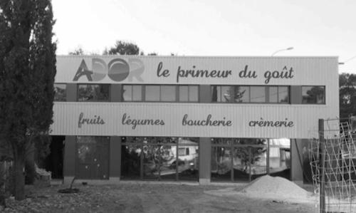 Agence d'architecture Brayer-Hugon à Nîmes Languedoc-Roussillon